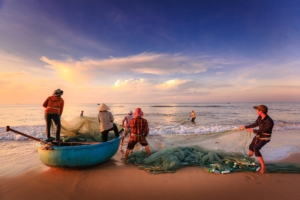sustainable fishers and a living wage for fishers