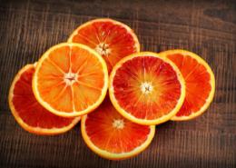 Italian blood orange